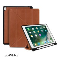 iPad Mini 4 5 with Pencil Holder Smart V Transformer Case Cover