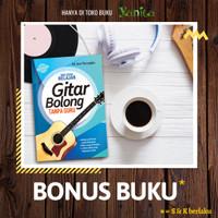 Buku Gitar Trik Cepat Belajar Gitar Bolong Tanpa Guru