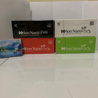 K-ION NANO KIDS KACAMATA KESEHATAN ANAK WARNA BLACK,WHITE,RED,GREEN