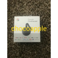 Google Chromecast 3 / 3rd Gen HDMI Streaming Media Player