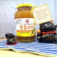 HONEY CITRON OTTOGI KOREAN ORANGE CITRUS HONEY TEA 1KG SEGAR & SEHAT