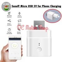 SONOFF Micro 5V Wireless USB Smart Adaptor Wifi Mini USB Power Adaptor