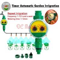 Analogue Automatic Garden Water Timer Alat Penyiram Air Taman Otomatis
