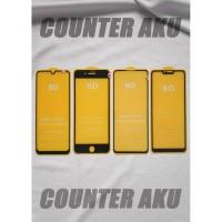 FULL Iphone X Tempered glass / temper glass / antigores MURAH