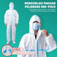 Soigni APD Anti-virus Alat Pelindung Diri Free Pelindung sepat