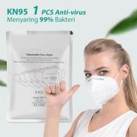 Soigni 1pcs KN95 Anti-virus Mask 6 Layers Disposable Import Mask