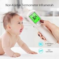 Soigni Digital Thermometer Termometer Infrared Non Kontak Premium