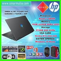 HP OMEN 15-en0013AX RYZEN 7-4800H 512GB SSD 144hz 16GB RTX 2060 6GB
