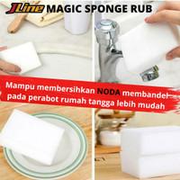 Sponge Magic Rub / Pembersih perabotan rumah tangga