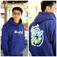 SALE jaket sweater hoodie pria racing hell BEST SELLER