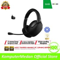 Headset ASUS ROG STRIX Go 2.4 Wireless Gaming