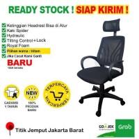 Khusus Jakarta-Tangerang-Bekasi, Kursi Jaring Nolan Chair (BARU)