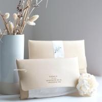 [Pelunasan Pesanan A&S] Souvenir Gift Wedding Tissue Pouch