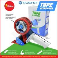 Tape Dispenser Gagang / Alat Pemotong Lakban/Alat Potong Lakban RUSFET