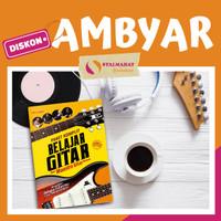 Buku Gitar Paket Komplit Belajar Gitar dari Maestro Gitar Dunia