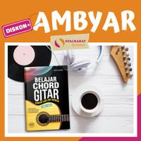 Buku Belajar Gitar dengan Lagu Pop terbaik