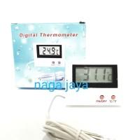 termometer digital aquarium t - meter akurat