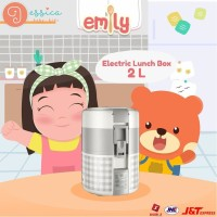 Emily Electric Lunch Box 2L (ELB-52001)