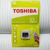 Micro SD Toshiba 32GB - Kartu Memory Card 32GB - MicroSD Toshiba - MM