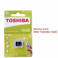 Micro SD Toshiba 16GB - Kartu Memory Card 16GB - MicroSD Toshiba - MM