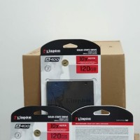 Kingston SSD A400 120GB SATA 3 2.5 SSD Internal