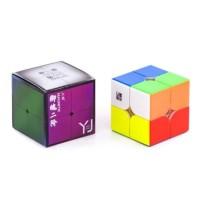 Rubik 2x2 YJ YuPo V2 M Magnetic Stickerless YongJun Yupo M YuPo M v2 S