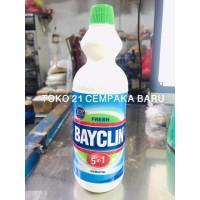 Bayclin FRESH Botol 1 Liter   Pemutih Pakaian Bayclin 1Liter 1000 ml