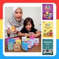 Konsep Flashcard Kartu Belajar Anak mainan edukasi PENGETAHUAN ISLAM