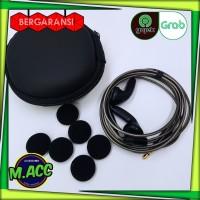 Headset Earphone Earbud Sennheiser Mx500 MIC mEga Bass