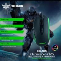 NYK Nemesis Terminator Gaming Mouse/NYK Hk-100/NYK HK 100