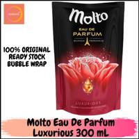 MOLTO EAU DE PARFUM LUXURIOUS 300 ML - MOLTO PELEMBUT PEWANGI PAKAIAN