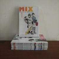 BEKAS SET - Buku Komik Mix - Mitsuru Adachi