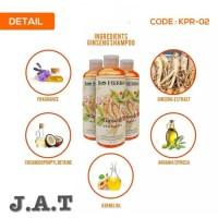 Paket Bio Herbal Ginseng Shampoo & Hair Tonic   Bioherbal