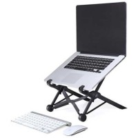 Bracket Holder Stand Dudukan Laptop Macbook Ipad Tablet Adjustable