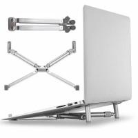 Stand Dudukan Bracket Holder Universal Macbook Laptop Ultrabook