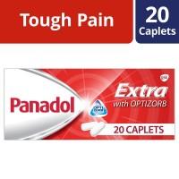 Panadol Extra, 20 caplets (Singapore)