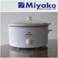 SLOW COOKER MIYAKO SC630, PEMASAK LAMBAT MIYAKO