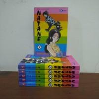 BEKAS SET - Buku Komik Natane Deluxe - Adachi Mitsuru