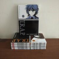 BEKAS SET - Buku Komik TRAP T.R.A.P - Eco Yamatoya