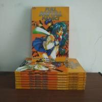 BEKAS SET - Buku Komik Full Metal Panic - Gatou Syouji - Tateo Retsu