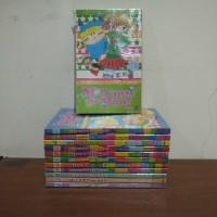 BEKAS SET - Buku Komik Mirumo De Pon - Hiromu Shinozuka