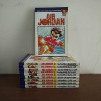 BEKAS SET - Buku Komik Air Jordan 1 - Eun Kee Kim - Chul Ju Ahn