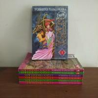 BEKAS SET - Buku Komik New Legenda Naga - Yoshito Yamahata