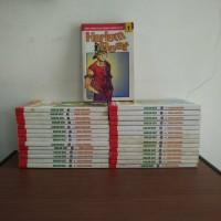 BEKAS SET - Buku Komik Harlem Beat - Yuriko Nishiyama
