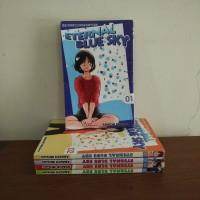 BEKAS SET - Buku Komik Eternal Blue Sky - Adachi Mitsuru