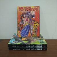 BEKAS SET - Buku Komik Genzo The Puppet Master - Yuzo Takada