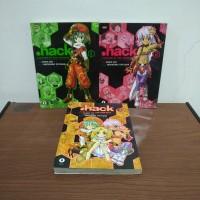 BEKAS SET - Buku Komik .hack Legend of the Twilight - Izumi Rei