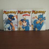 BEKAS SET - Buku Komik Kyuma - Shunshin Maeda