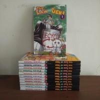 BEKAS SET - Buku Komik The Law of Ueki - Fukuchi Tsubasa