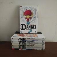 BEKAS SET - Buku Komik DN D.N. Angel - Yukiru Sugisaki
